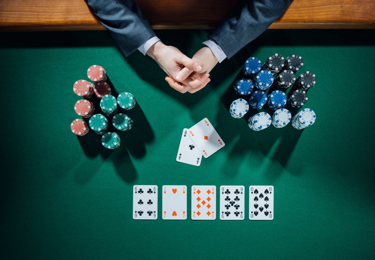 Building A Bankroll Playing Roulette Online