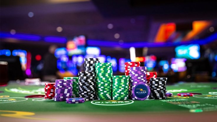 Benefits Of Choosing Exciting Online Slot Games At Casinos