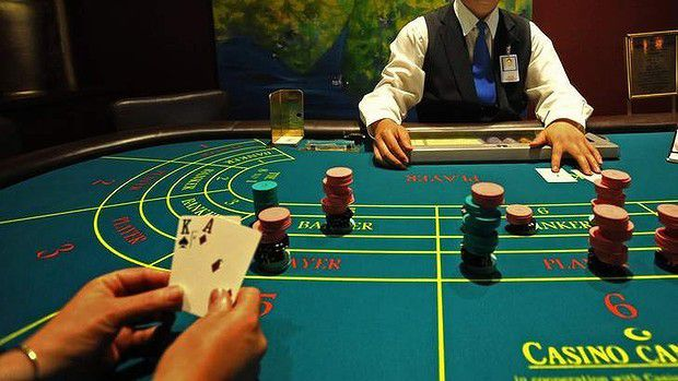 The Best Way To Start A Business With Just Online Baccarat